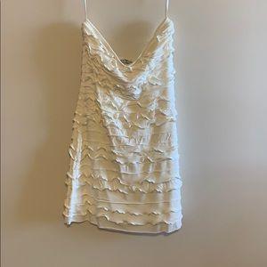 Express Off white Dress